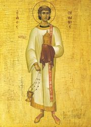 St. Stephen, the Protomartyr